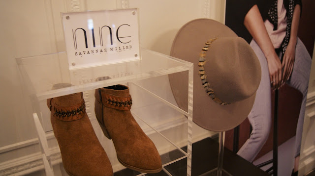 Nine by Savannah Miller AW15