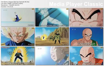 """Download Film / Anime Dragon Ball Kai Episode 80 """"Keadaan Telah Berbalik! Kemunculan Cell yang Berwujud Sempurna"""" Bahasa Indonesia"""