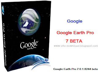 Google Earth Pro 7.0.1.8244 beta InclPatch-MPT