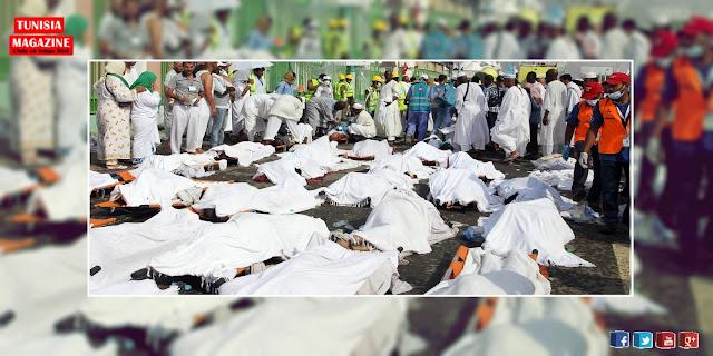 مفاجأة مدوية :طبيب مصري يكشف إلقاء الأمن السعودي لقنبلة غاز تسببت في حادث منى