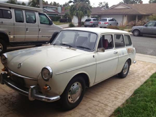 1968 Vw Type Iii Squareback For Sale Buy Classic Volks