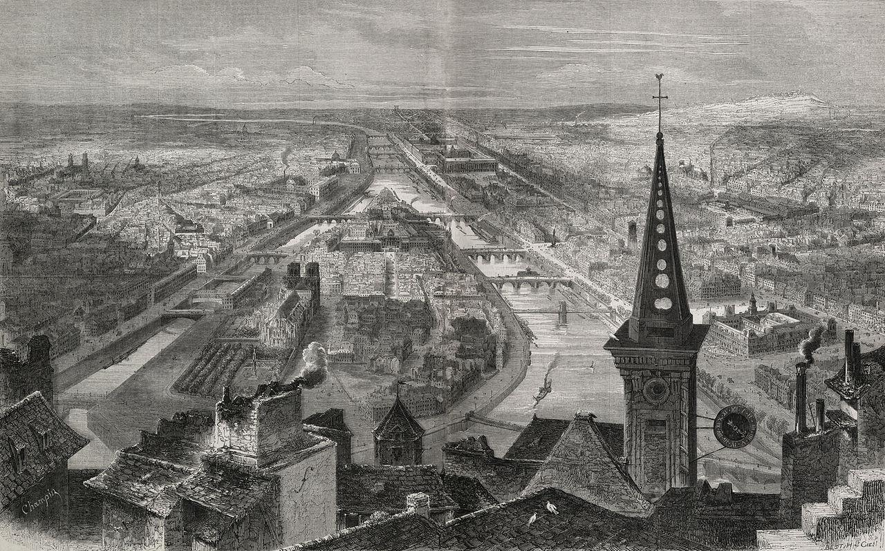 Dittrick museum medical paris 1852 for Oiseau france