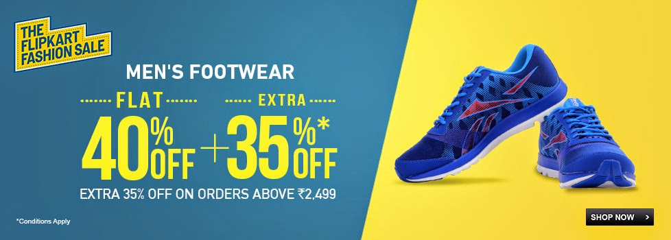 MENS FOOTWEAR OFFERS