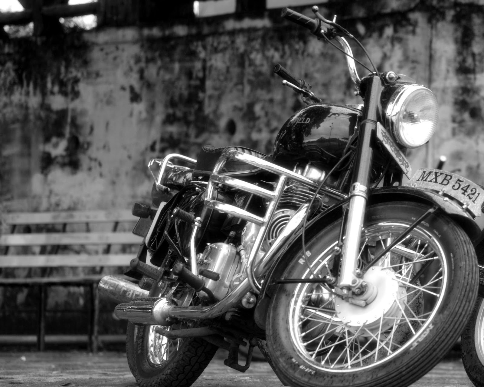 Black Royal Enfield Wallpaper Royal Enfield Black And White