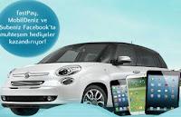 Denizbank-fastPay-Fiat-500-Çekiliş-Kampanyası