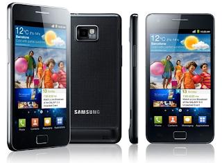 Harga HP Samsung Galaxy Terbaru 2012