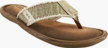 Crevo Monterey Thong Sandals