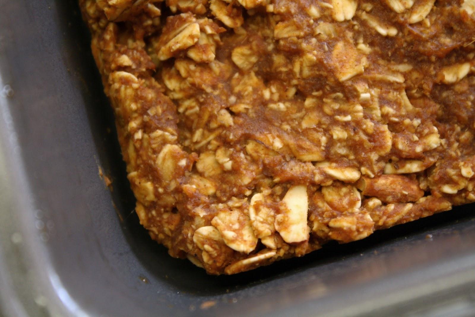 Cookie Jar Treats: Ultra Chewy Pumpkin Granola Bars