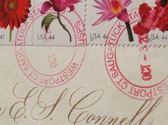Paper Primer Hand Cancelling Your Wedding Invitations
