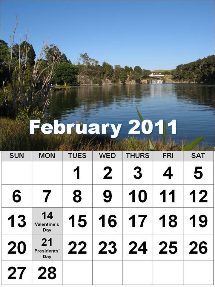 Preview 2011 Calendar