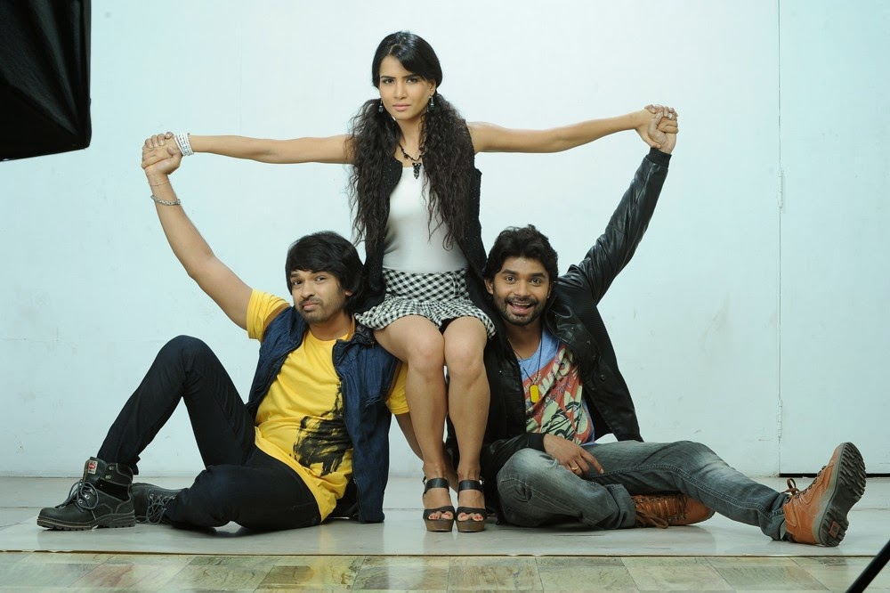 starring Telugu movie Boom Boom title changed as Love Boom, Love Boom ...