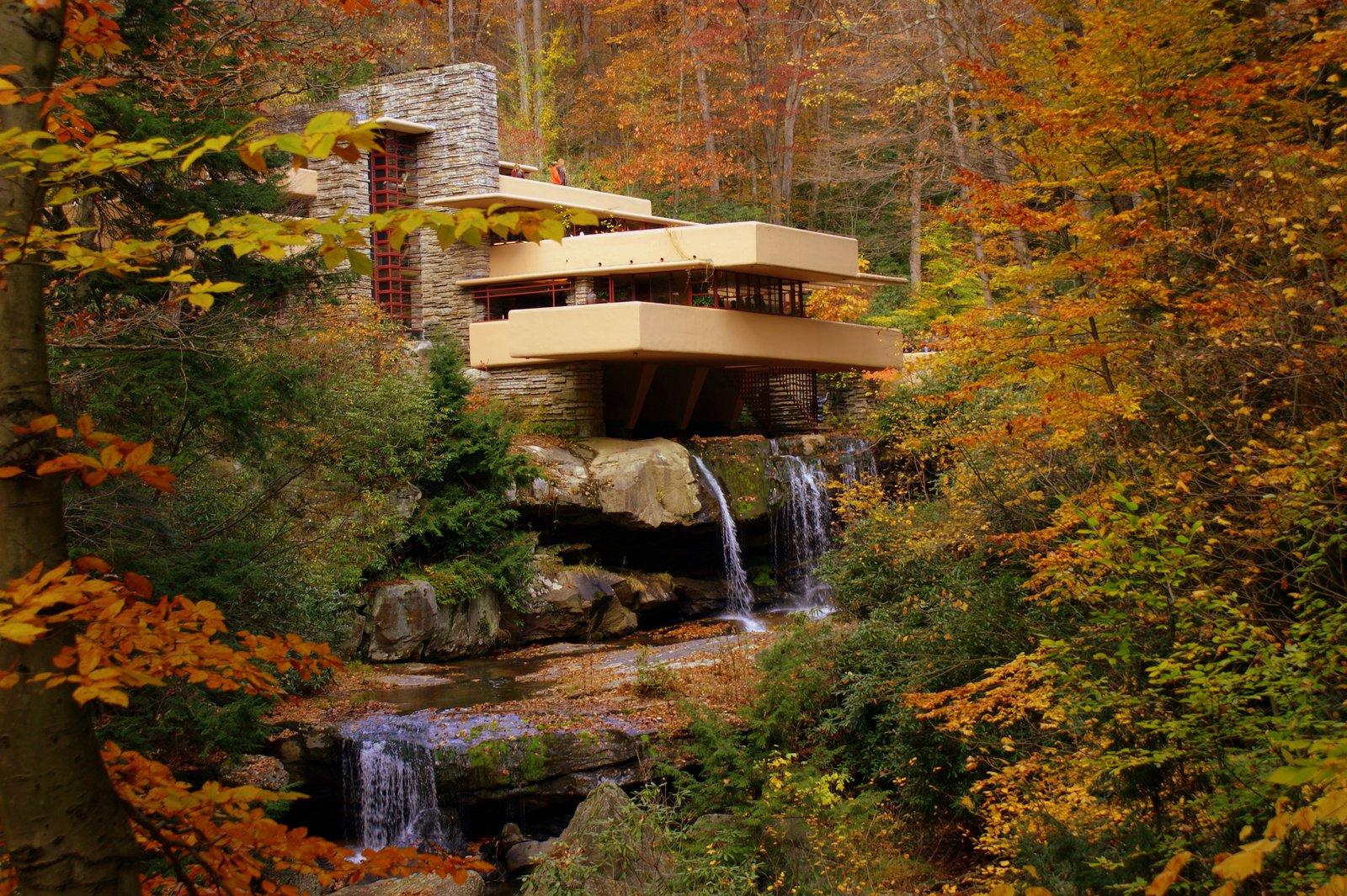 fallingwater viewing gallery