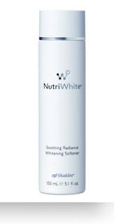 soothing radiance whitening softener