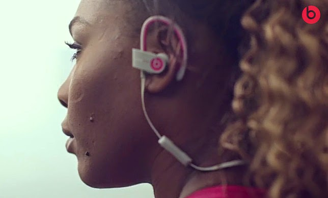 PowerBeats2 Wireless, Serena Williams