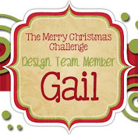 I Design For The Merry Christmas Challenge