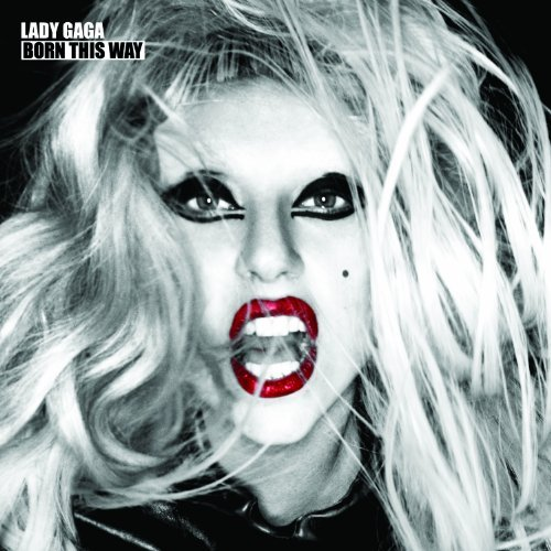 lady gaga born this way cover photo. lady gaga born this way