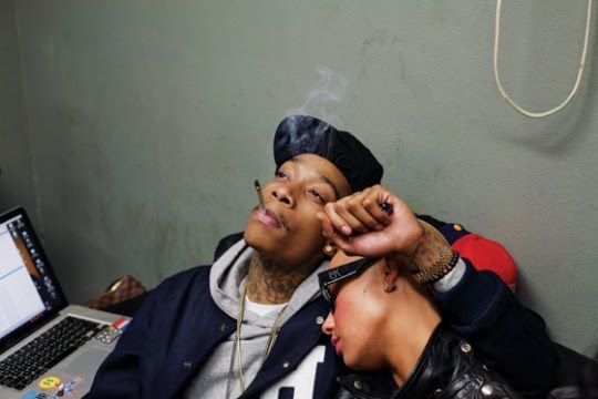 amber rose and wiz khalifa. Amber Rose amp; Wiz Khalifa