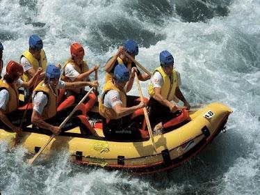 Rio Caura Y sus Rapidos