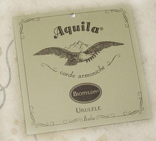 Cuerdad de ukelele Aquila Bionylon
