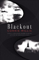 cover of Connie Willis' 'Blackout'