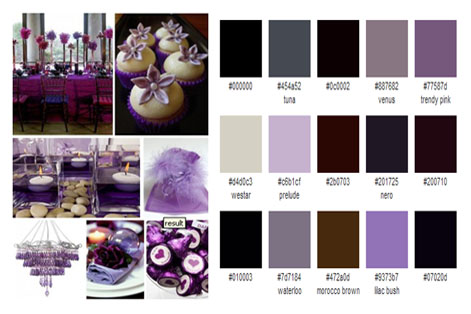 Lavender and Brown Color Palette http://homezdeco.blogspot.com/2012/05/color-schemeswapenda-ipi-wewe.html