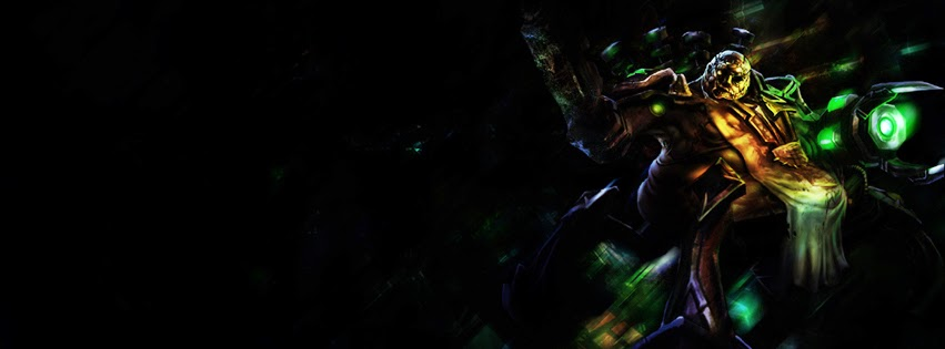 Urgot League of Legends Facebook Cover PHotos