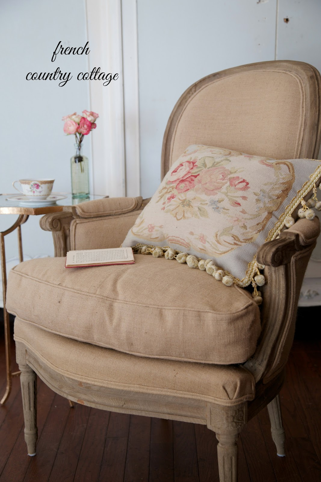 Feathered Nest Friday FRENCH COUNTRY COTTAGE - French country cottage blog