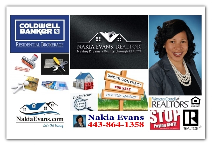 REAL ESTATE & Credit Education | Nakia Evans