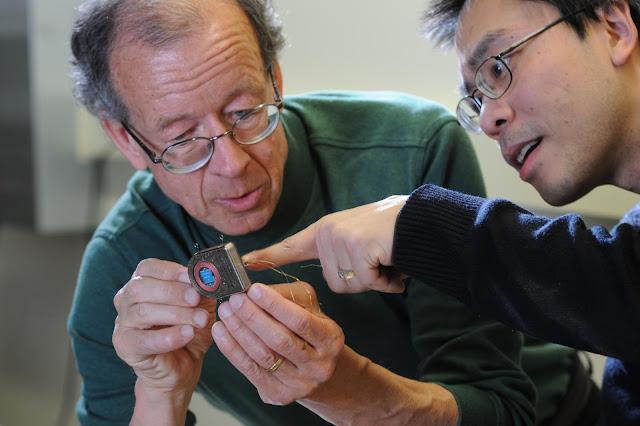 Arto Nurmikko and Ming Yin