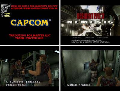 Resident Evil 3 [PT/BR] Re3br