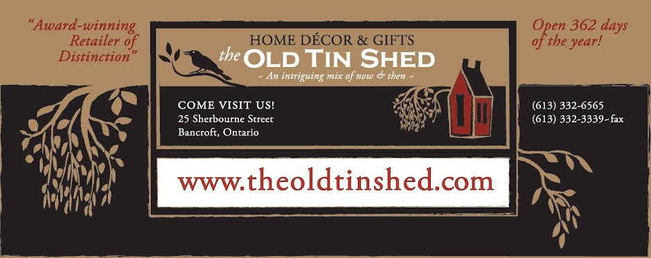 The Old Tin Shed