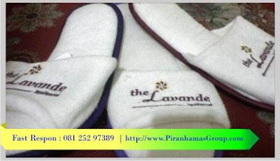 Jual Sandal Hotel, Jual Sandal Penginapan, Harga Sandal Hotel