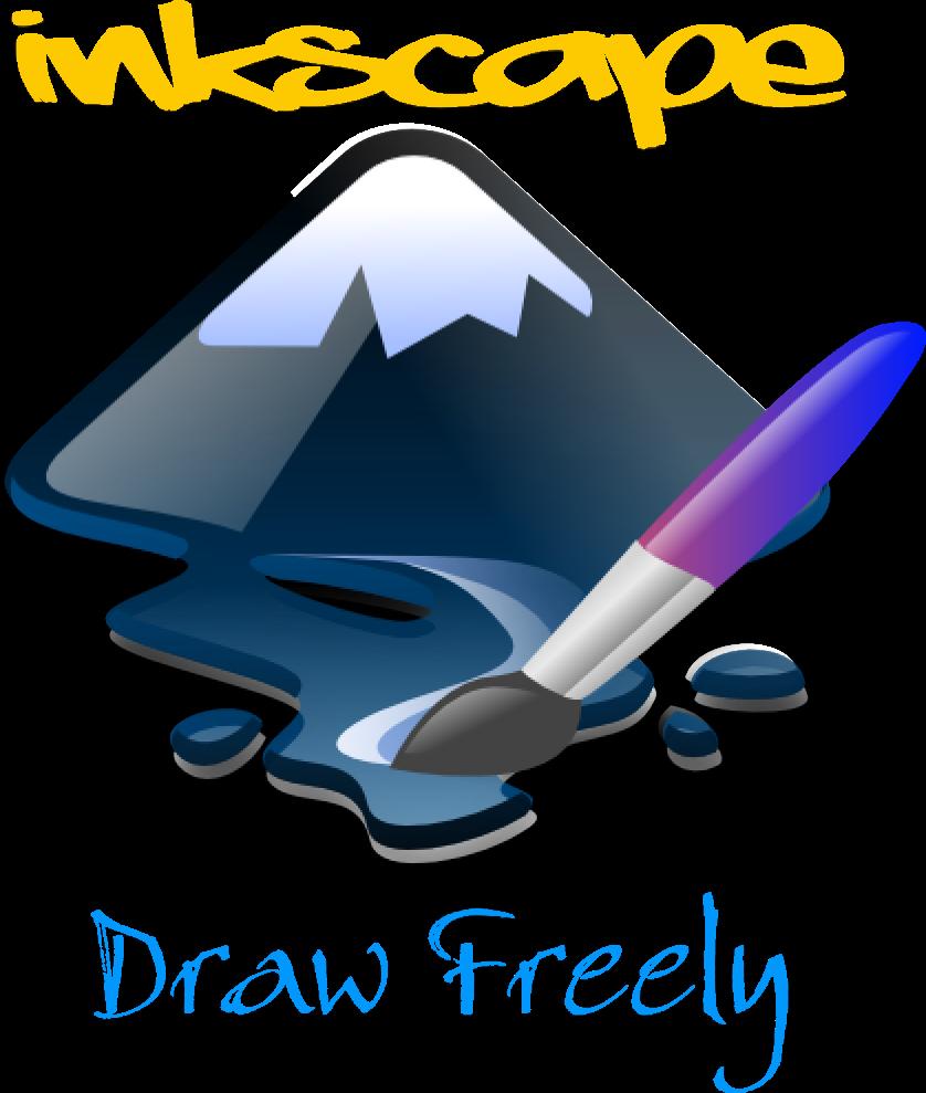 Creao inkscape for Logo drawing program