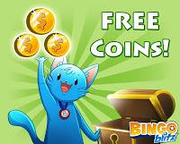 bingo blitz free coins