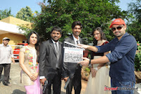 ak rao pk rao telugu movie opening event photos+(10) AK Rao   PK Rao Movie Opening Stills