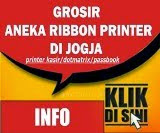 Grosir Aneka Ribbon printer