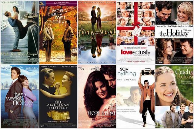 My comfort movies