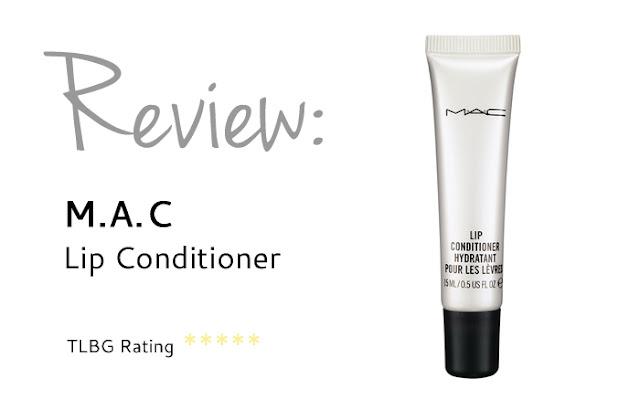 Review: MAC Lip Conditioner