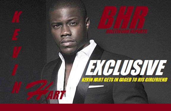 who is kevin hart engaged to