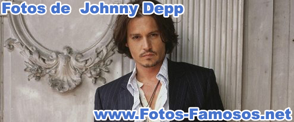 Fotos de Johnny Depp