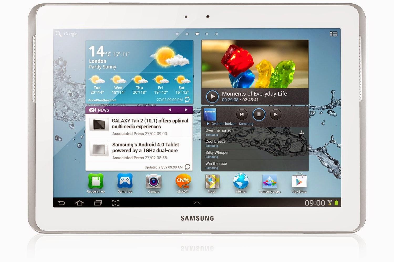 Samsung Galaxy Tab 2 10.1inch Tablet