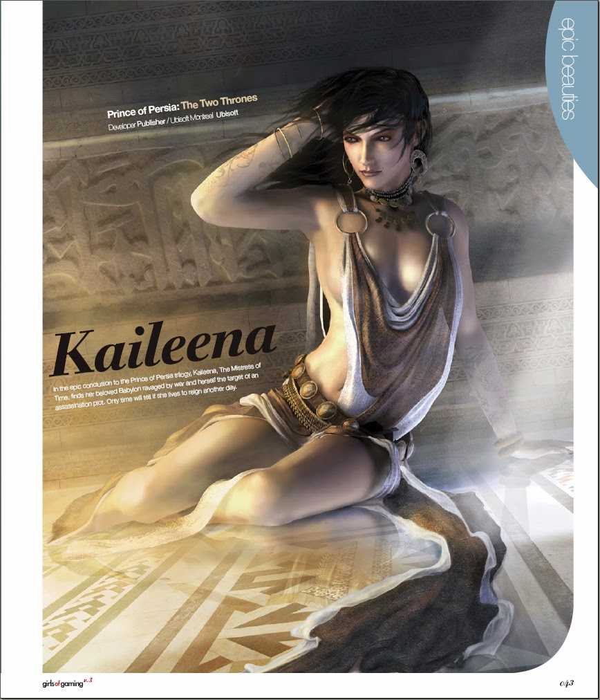 Kaileena nude x art naked photo