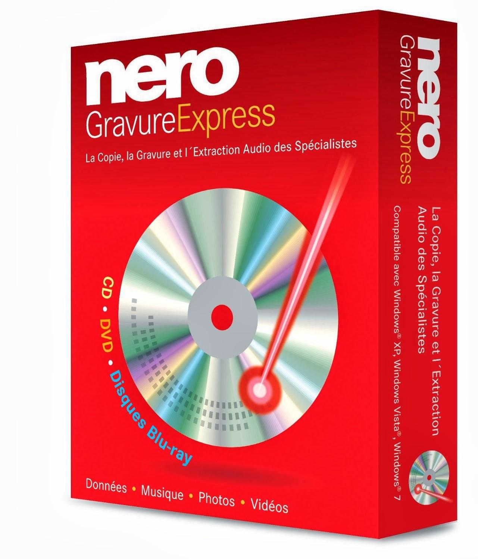 telecharger nero express avec serial gratuit