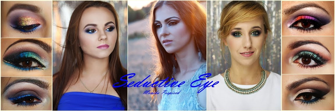 Seductive eye - Make-Up and Fashion Blog