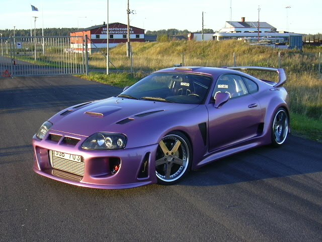 Modified Toyota Supra For Sale Japan Difference Between
