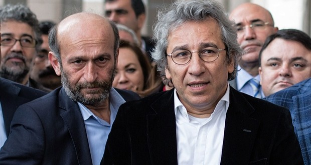 Turkey - Prosecutors Request life imprisonment for Two Journalists