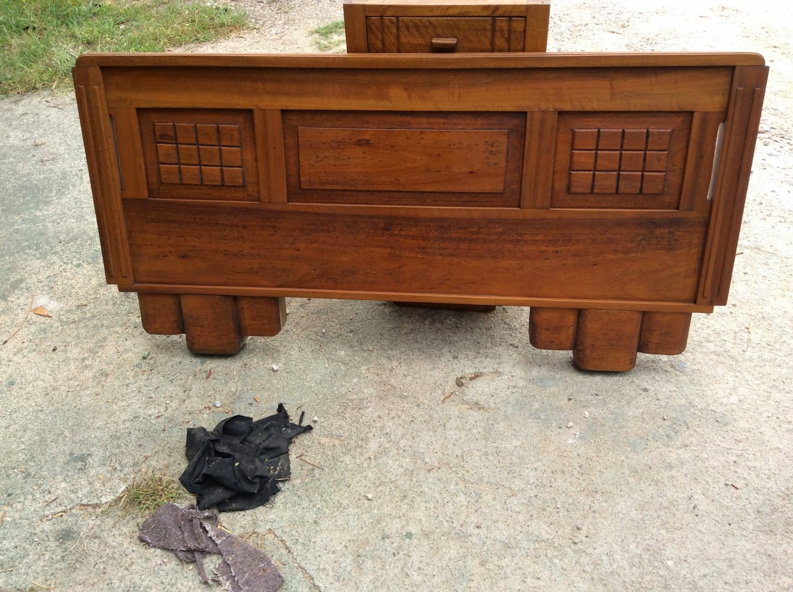 Restauro de Móveis antigos: Mobília de quarto 400§ #70391C 1600x1195