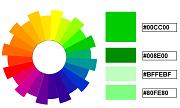 kumpulan Kode Warna HTML dan RGB terbaru Giga Watt