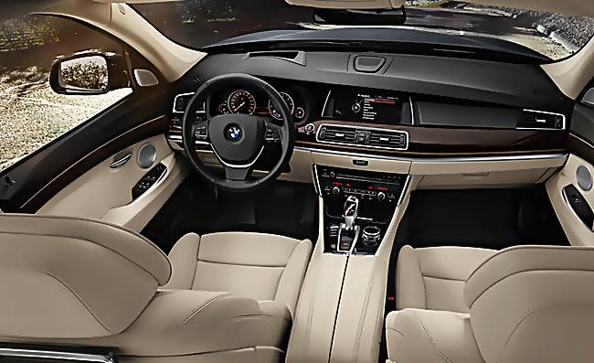 2017 BMW 5 Series Gran Turismo Specification