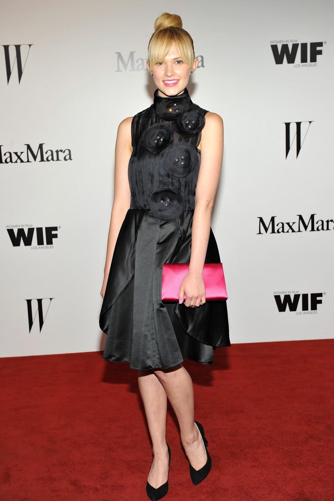 Fashion & True Style: Max Mara & W Magazine Host Party for ...
